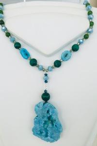blue-druzy-w-malakite-necklace-copy