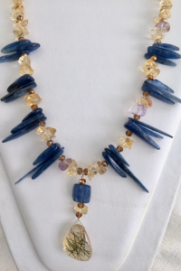 kyanite-and-citrine-necklace
